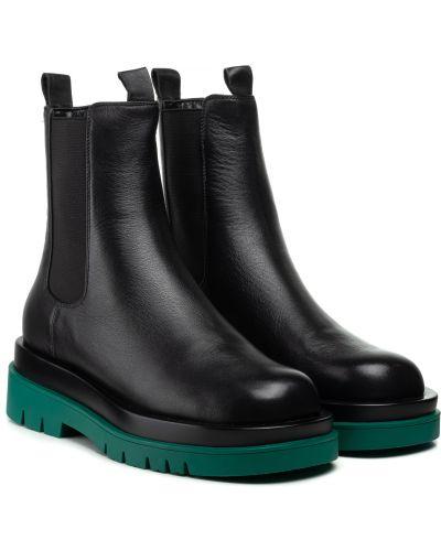 Ботинки - черные Polann