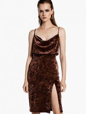 Вечернее платье - коричневое Ivyrevel