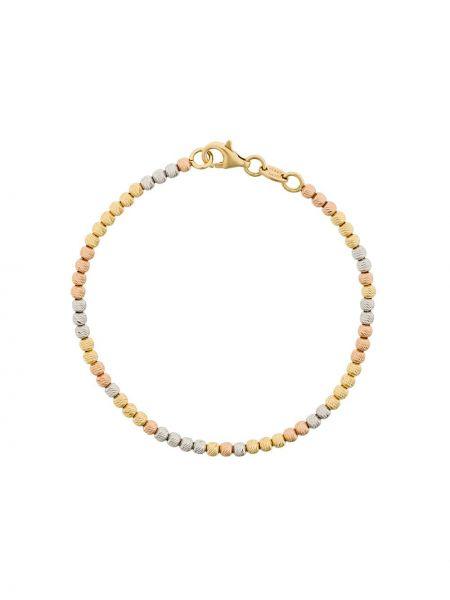 Белый золотой браслет Carolina Bucci