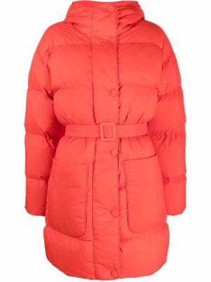 Стеганая куртка - красная Ienki Ienki