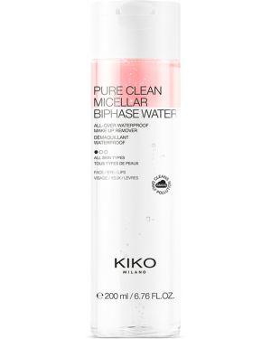 Мицеллярная вода очищающий очищающий Kiko Milano