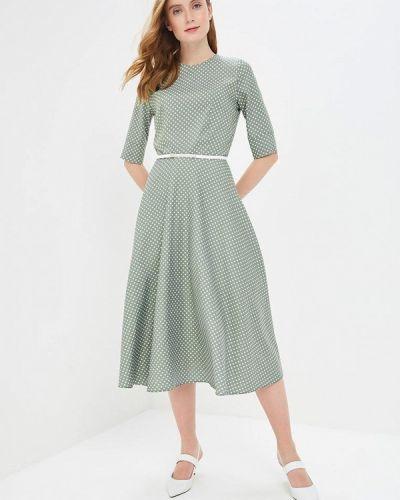 Платье зеленый Maison De La Robe