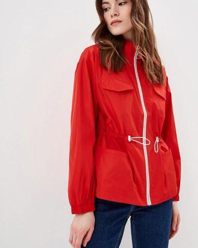 Куртка весенняя красная On Parle De Vous