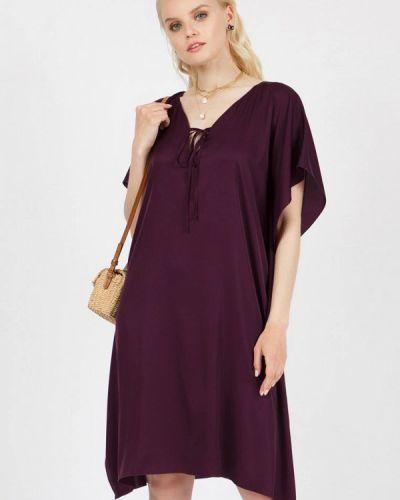 Платье - фиолетовое Olivegrey