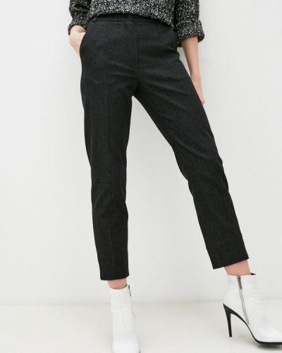 Повседневные черные брюки Base Forms