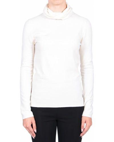Шерстяной свитер - белый Marina Yachting