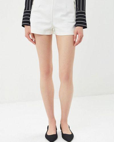 Белые шорты Jennyfer
