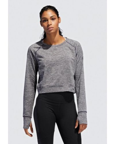 Толстовка 2019 серый Adidas