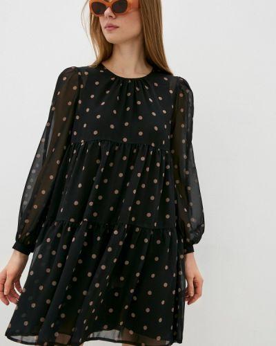 Платье - черное Villagi