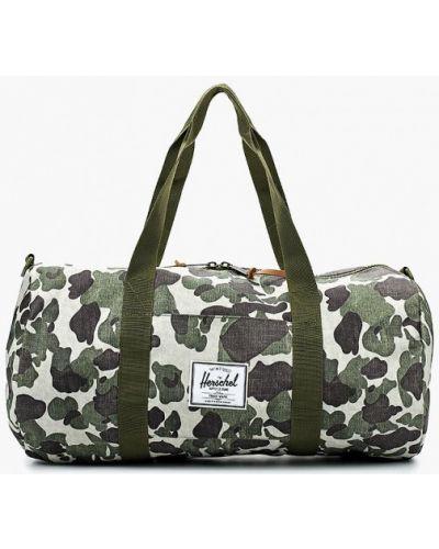 Зеленая спортивная сумка Herschel Supply Co.