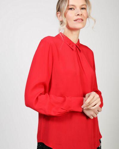 Шелковая блузка Basler