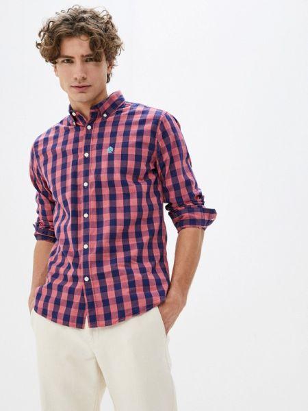 Рубашка с длинным рукавом розовый Springfield