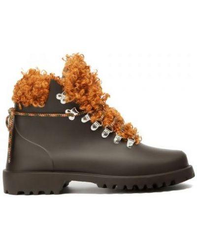 Ботинки коричневые Doria Maria