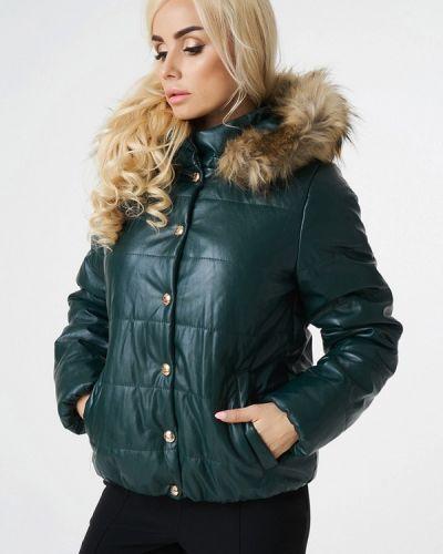Зимняя куртка осенняя утепленная Luxlook