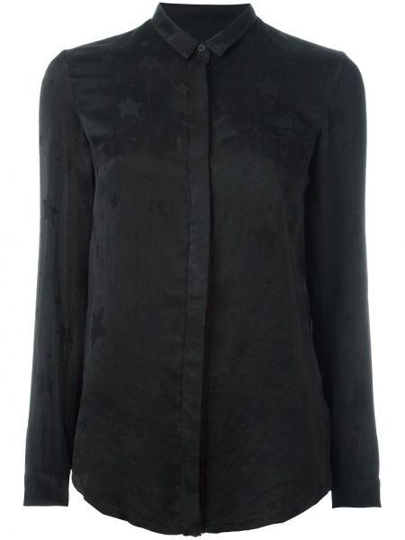 Рубашка черная Rta