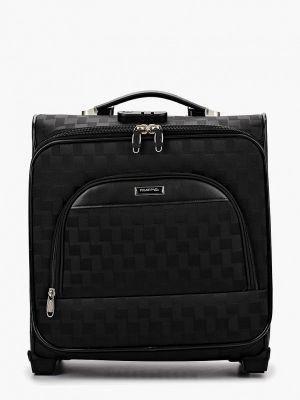 Черный чемодан Polar