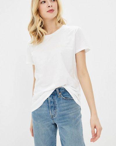 Белая футболка Marc O`polo