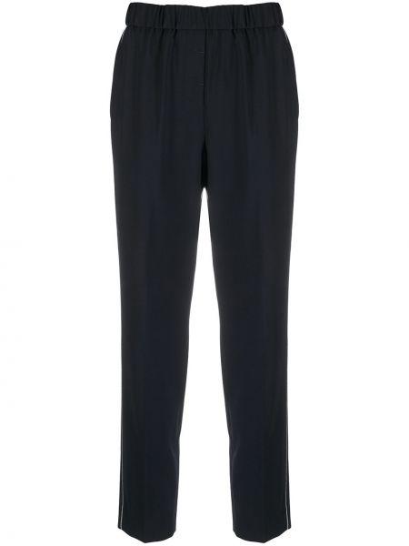 Укороченные брюки с карманами Peserico