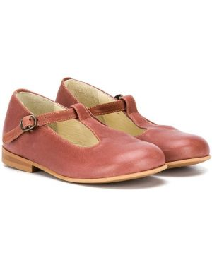 Коричневые туфли Pépé Kids