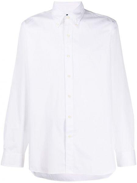 Koszula z długim rękawem prosto długa Ralph Lauren