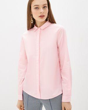 Рубашка с длинным рукавом розовый Sweewe
