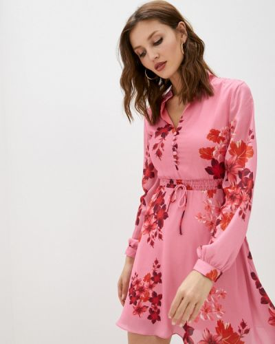 Повседневное розовое платье Jimmy Sanders