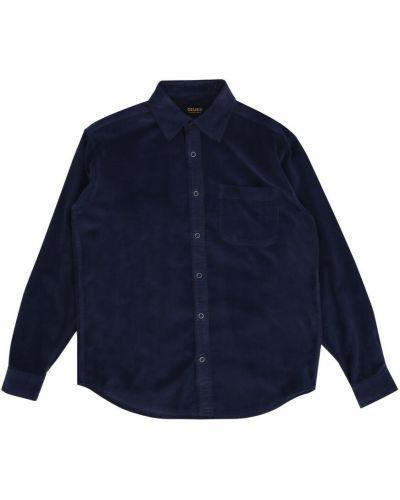 Niebieska koszula Deus Ex Machina