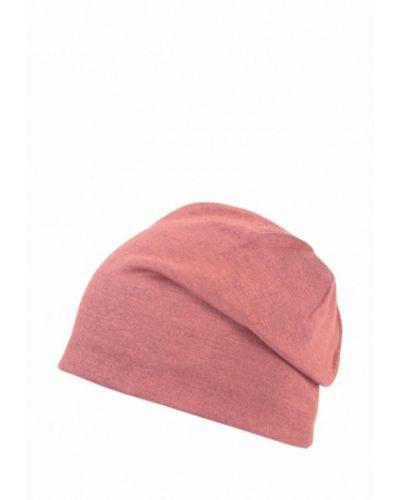 Розовая шапка весенняя Fomas