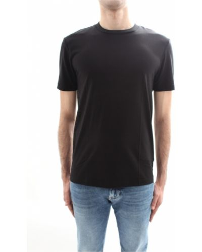 Czarna podkoszulka Calvin Klein