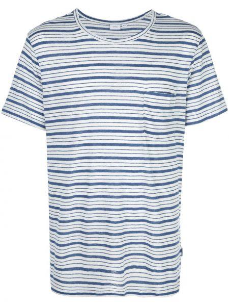 Koszula krótkie z krótkim rękawem bielizna z kieszeniami Onia