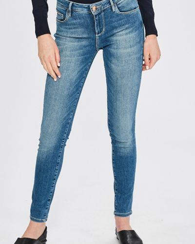 Джинсы-скинни на пуговицах с карманами Guess Jeans