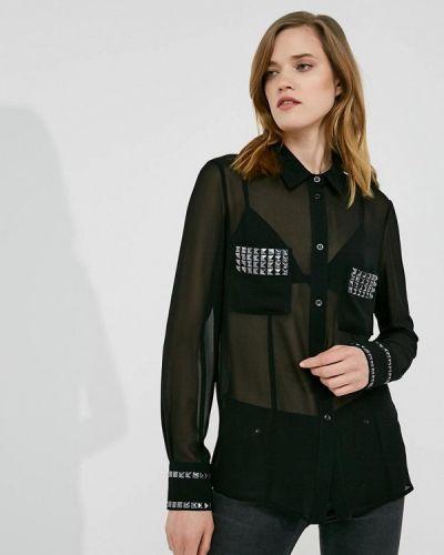 Черная блузка Frankie Morello
