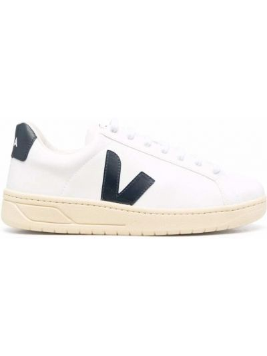 Кроссовки на каблуке - белые Veja