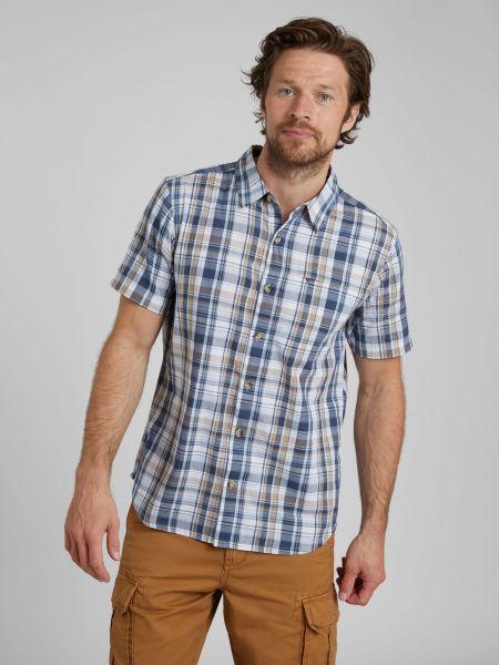 Koszula bawełniana - beżowa Mountain Warehouse