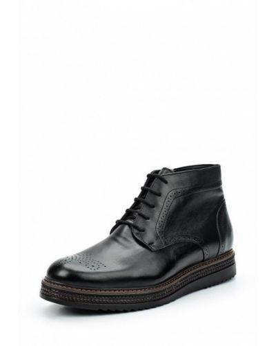 Ботинки осенние кожаные Bekerandmiller