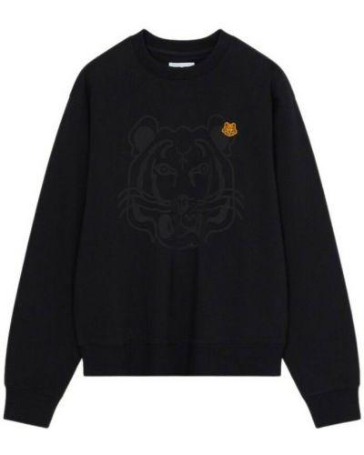 Sweter oversize - czarny Kenzo