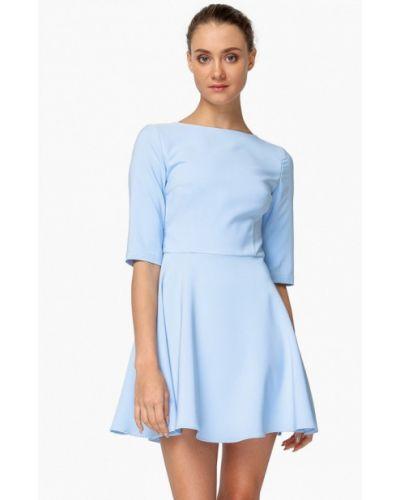 Голубое платье весеннее Nai Lu-na By Anastasia Ivanova
