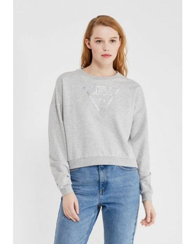 Серые джинсы Guess Jeans
