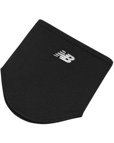 Черные перчатки для бега New Balance