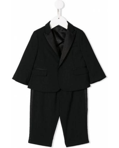 Костюм с карманами с манжетами Dolce & Gabbana Kids