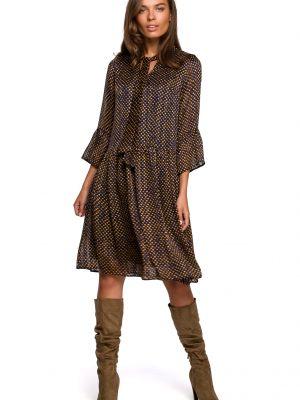 Sukienka materiałowa Stylove