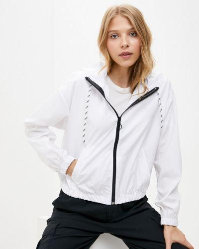 Белая облегченная куртка Defacto