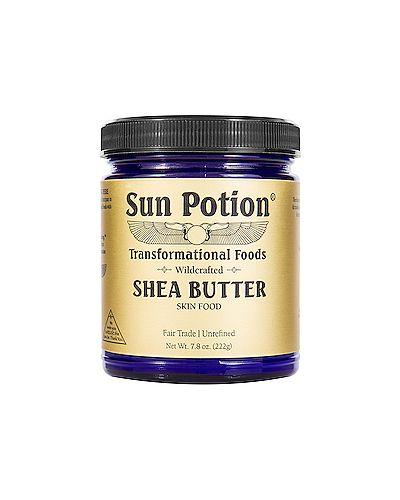 Кожаное масло для волос от морщин Sun Potion