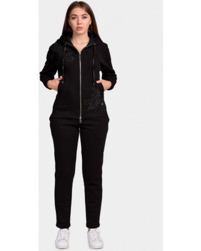 Спортивный костюм черный O&j
