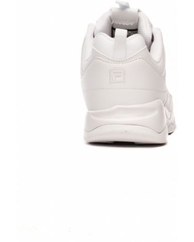 Кроссовки - белые Fila
