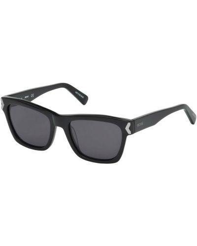 Czarne okulary Roberto Cavalli
