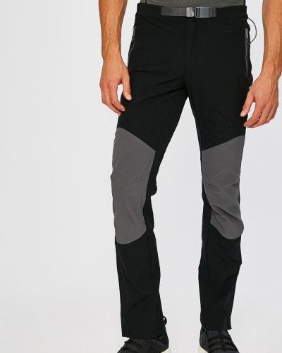 Прямые брюки с поясом на пуговицах Columbia