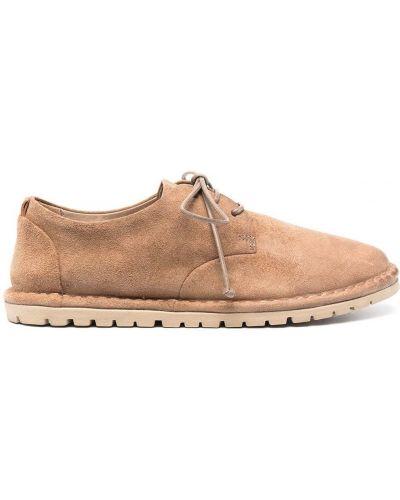 Кожаные туфли на шнуровке Marsèll