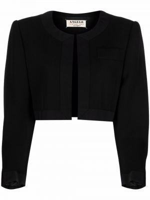 Черный пиджак на пуговицах A.n.g.e.l.o. Vintage Cult