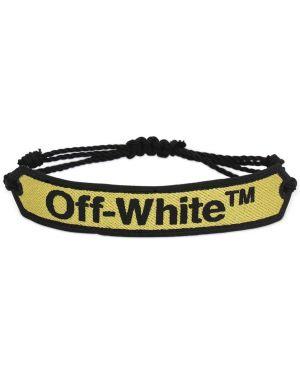 Bransoletka biały Off-white